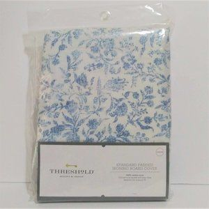 Standard Padded Ironing Board Cover Blue/White